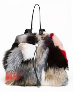 The Row - Fur Backpack