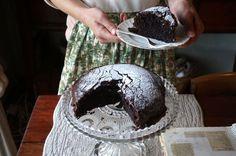 One Bowl Chocolate Cake on Food52