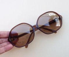 Occhiali PIAVE Vintage anni 70 / grandi occhiali da di Skomoroki