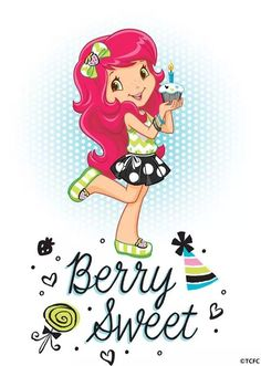 Strawberry Shortcake And Dora The Explorer