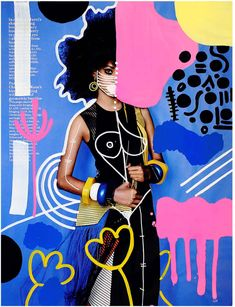 Andreea Robescu Beautiful Mixed Media Collages | Trendland Online Magazine Curating the Web since 2006