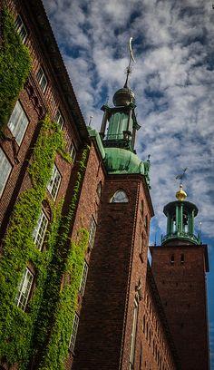 Stockholms Stadshus (City Hall) Stockholm, Sweden