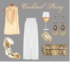 Spring 2016 New Neutrals: Cocktail Party