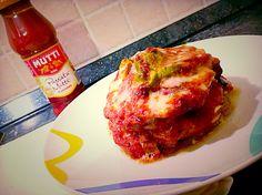 Parmisan Light   Parmigiana veloce light My Recipes, Lasagna, Meat, Chicken, Ethnic Recipes, Food, Lasagne, Meals, Cubs