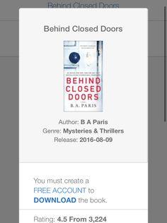 Behind Closed Doors Book, Paris, Books, Free, Montmartre Paris, Libros, Book, Paris France, Book Illustrations