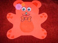 Colourful bears for the baby's nursery wall by CelestialStudio13, $6.00 Stocking Stuffers, Tweety, Bears, Handmade Jewelry, Nursery, Children, Wall, Gifts, Character