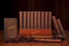 Chocolate Factory Package Design - Szukaj w Google