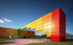 BENCHMARK Kreate, a fully integrated facade solution by BENCHMARK By Kingspan  #modern #architecture