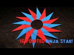 16-Pointed Ninja Star (Shuriken)