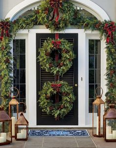 Resembling a nursery fresh custom creation, our exclusive Asheville Estate Cordless Greenery Collection celebrates the lush emerald tones of an evergreen medley. Artificial sprays of lodge pine, Scotch bristle pine, weeping white spruce, Norway spruce a