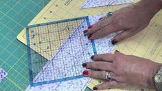 IL VILLAGGIO DELLA CREATIVITA' - Video corso patchwork: il Four Patch - YouTube