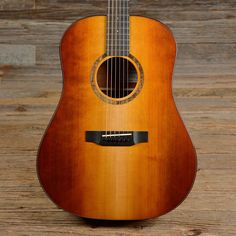 Bedell 1964 Dreadnought Spruce/Mahogany Heirloom Acoustic-Electric USED (s018)