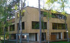 Thermo-pine paneling Madrid 20x140mm (profile C1). Estonia.