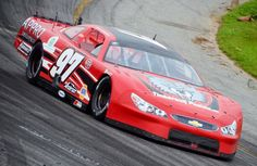 COLE ANDERSON SETS FAST TIME, FINISHES 8TH IN ALABAMA 200