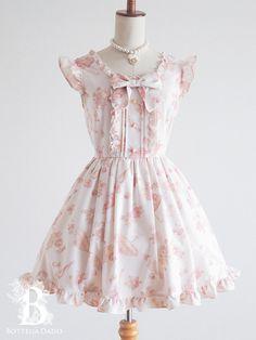 Products Archive - Page 2 of 2 - Bottega Dado Premium Kawaii Fashion, Cute Fashion, Vintage Fashion, Victorian Fashion, Fashion Fashion, Vintage Style, Simple Dresses, Pretty Dresses, Beautiful Dresses