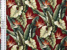 Hawaiian Fabric - Hawaiian Fabrics and Products direct from Hawaii