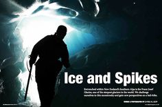 Summer 2013 issue - heli-hiking Franz Josef, #NewZealand #travel #WJmag