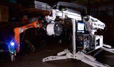 Robotic Construction Platform Creates Large Buildings on Demand http://ift.tt/2p58l9l