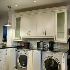 Built-in Washer & Dryer