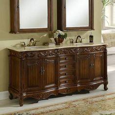 Vanity Set, Bathroom Sink Vanity, Bath Vanities, Master Bathroom, Handicap Bathroom, Master Baths, Bathroom Storage, Metal Room Divider, Bathroom Furniture
