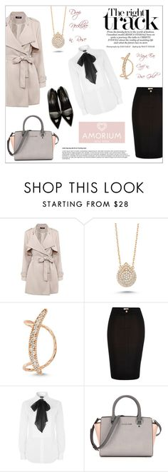"""""""Amorium"""" by water-polo ❤ liked on Polyvore featuring Amorium, River Island, Polo Ralph Lauren, Yves Saint Laurent, women's clothing, women's fashion, women, female, woman and misses"""