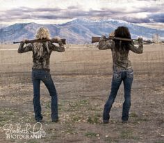 I LOVE THIS....just need to find a friend that shoots a gun like I do :)