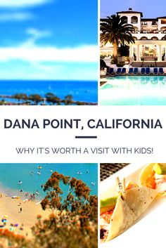 If you're looking for a getaway with the kids this winter, consider Dana Point, California. It has so much to offer families — sunshine, whale watching trips, bike rides by the beach, hiking, kid-friendly hotels and cuisine, plus so much more.
