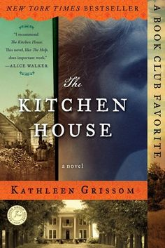I have recently started reading The Kitchen House by fellow Canadian, Kathleen Grissom; it is our book club selection for the month of June