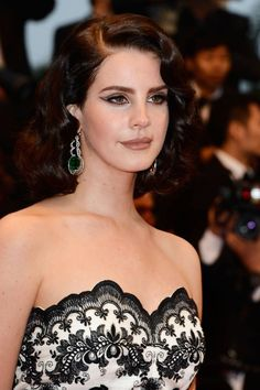Lana Del Rey on the red carpet at the Cannes Film Festival 2013  www.tac.edu.au