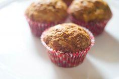 Toddler Meal Plan + Modified Banana Muffins