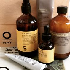 Bio(dynamic) haircare: Oway. Review on http://cafecosmetique.com/oway-groene-verzorging-uit-italie/