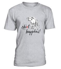 # Shi(r)t happens! .  Limitierte Edition. Nicht im Einzelhandel, nur hier erhältlich.Shirt happens! – humorvoll Scheitern. Mit diesem Statement beweisen Sie, dass Sie sich nicht ganz so ernst nehmen.Jeder kennt sie –   die tierisch nervigen Stolpersteine des Lebens. Bei dem einen sind es   Kieselsteine, bei dem anderen versperrt ein ganzes Gebirge den Weg.   Hinfallen, aufstehen, Krone richten ... weiter gehen. Oder im Fall von   Hindernissen: drüber steigen oder einen Umweg suchen…