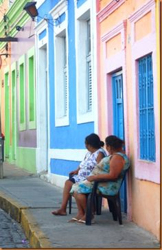 The colors of Brazil...Olinda