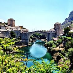 Driving through Bosnia & Herzegovina you can visit fascinating Sarajevo, incredible medieval Mostar with its famous bridge and its natural beauty.