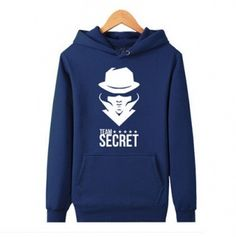 Hoodie da equipe secreta para homens Dota 2 XXXL hoodies
