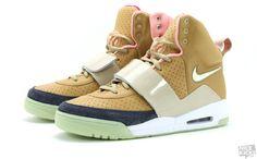 Nike, Air Yeezy 1 (Biege)