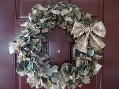 For the holidays and deployment