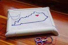 Deviant Stitches: A Little Kentucky Love