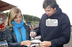 GP Belgie 2014 - Co v tiskových materiálech nebylo