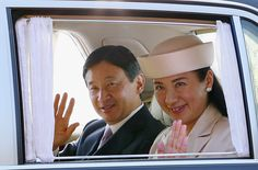 10/30/14. Crown Prince Naruhito and Crown Princess Masako are seen upon arrival... News Photo 458093320 | Getty Images