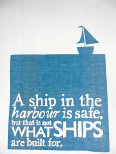Ships quote at SamOssie.etsy.com
