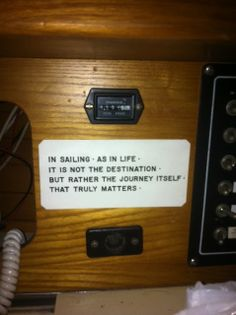 nautical sayings | This Is Why I Love Sailors : Sailing Quotes For Life!