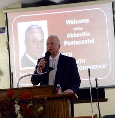 "The Abbeville Pentecostals - Photos - ""Church Growth Conference"""