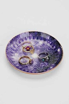 Magical Thinking Constellation Catch-All Dish