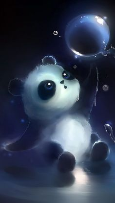 Panda Wallpaper - Wallpaper Sun