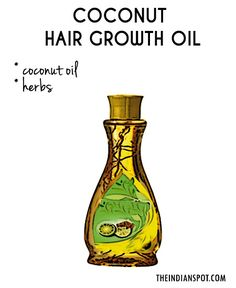 Coconut Oil keeps your hair strands strong, rejuvenates deep in to the follicle keeping the hair strong.  Deeper oil penetration, gives your hair and scalp c...