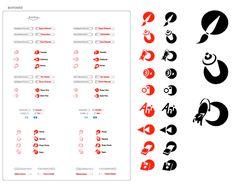 Graphic Design Illustration, Icon Design, Behance, Corporate Identity Design, Digital Illustration, Buttons, Icons, Illustrations