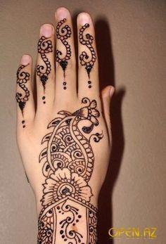 ♔ Mehendi , Henna