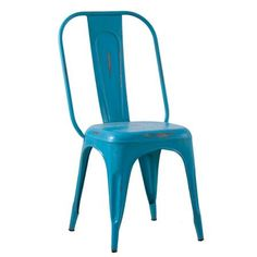 Chair, Blue
