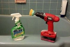 Brilliant idea to clean tile grouting !
